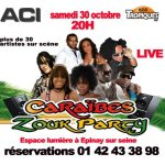 Caraibes Zouk Party