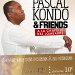 Pascal Kondo Chapelle des Lombards