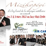 Mizikopéyi au Jazz Club Étoile