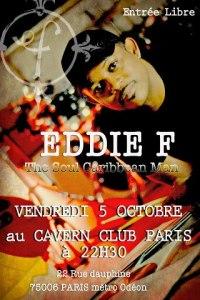 Eddie F - Cavern club - 5/10