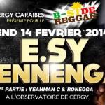 Esy Kennenga - Festival B-Side Reggae