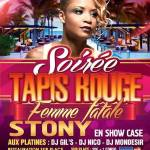 Stony - Soiree Tapis Rouge - Palais91