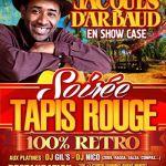Jacques D'Arbaud - Soiree Tapis Rouge - Palais91