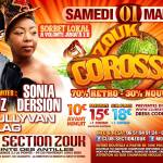 Sonia Dersion - Lorenz - Club Section Zouk