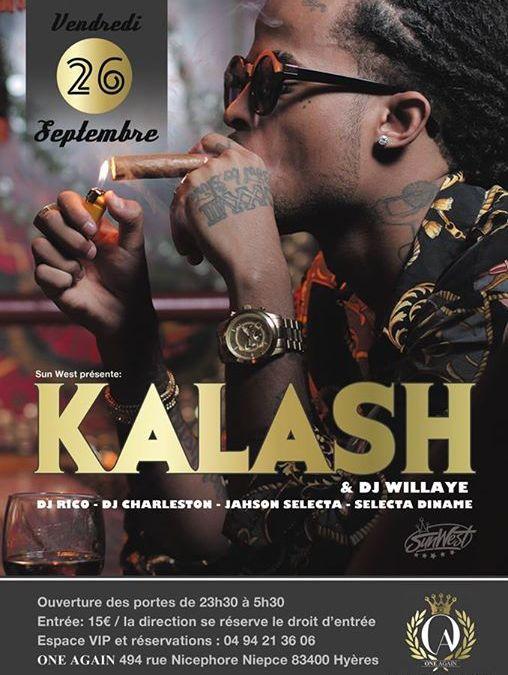 Kalash, au One Again