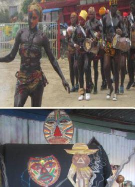 Programme du Carnaval de Guadeloupe du 27 au 29 Janvier 2017