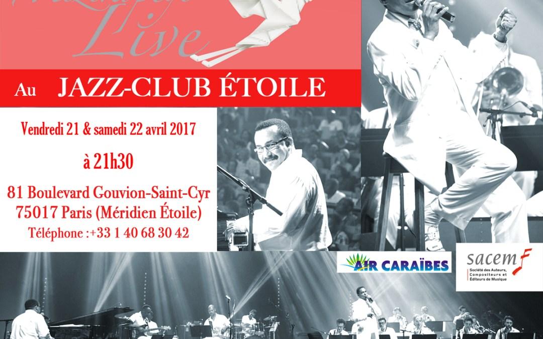 Mizikopéyi – le Jazz créole s'installe au Jazz Club Étoile