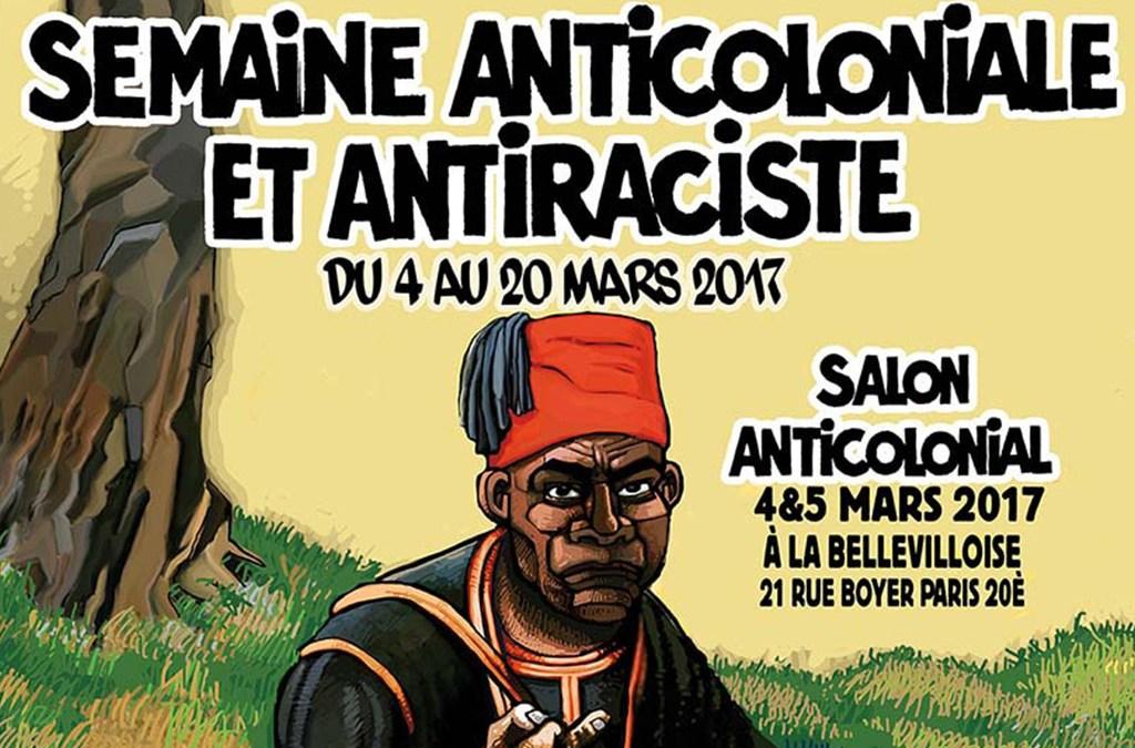 Salon anticoloniale 2017 : Conférence autour des événements de mai 1967 en Guadeloupe