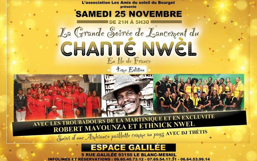 Noël – Chanté Nwel en Ile de France