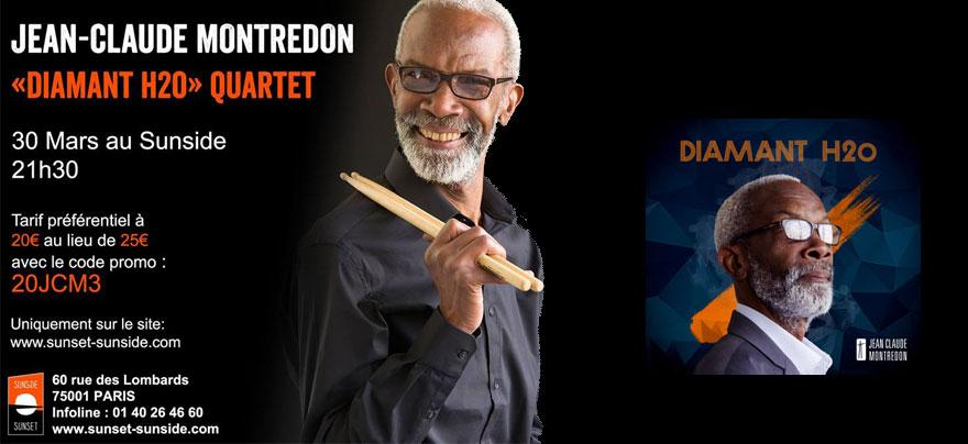 Concert – Jean-Claude Montredon au Sunside
