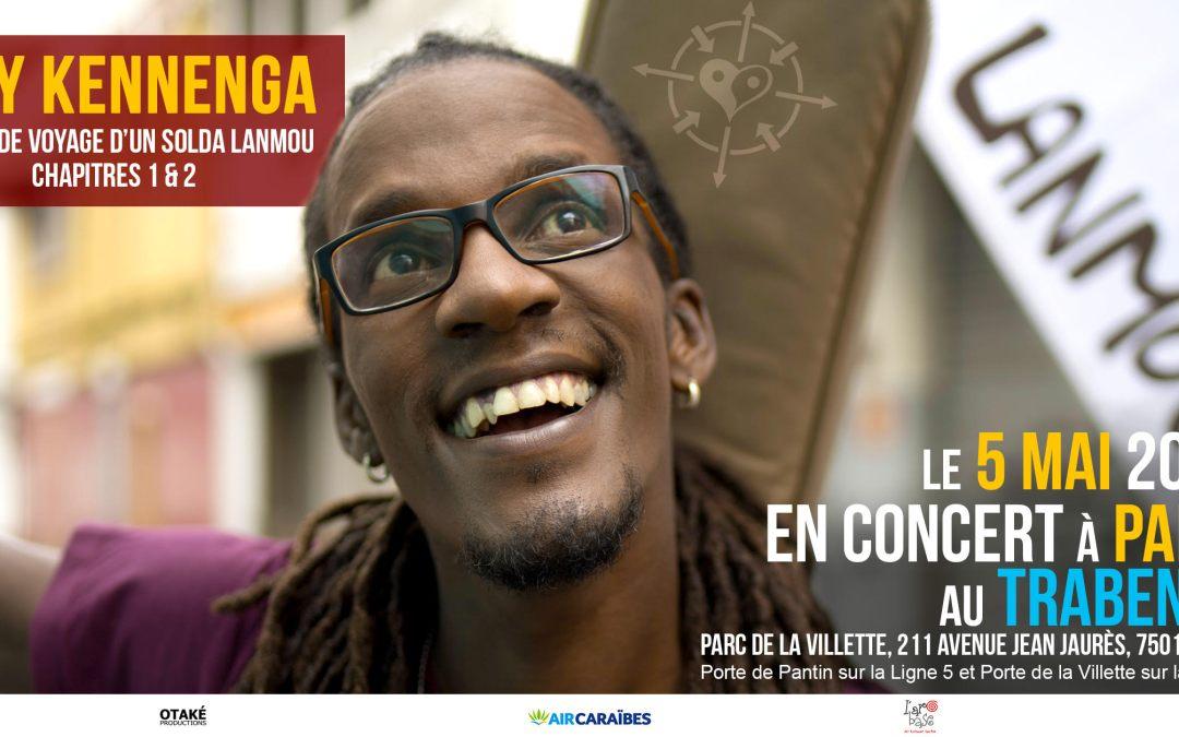 Concert – E.Sy Kennenga au Trabendo
