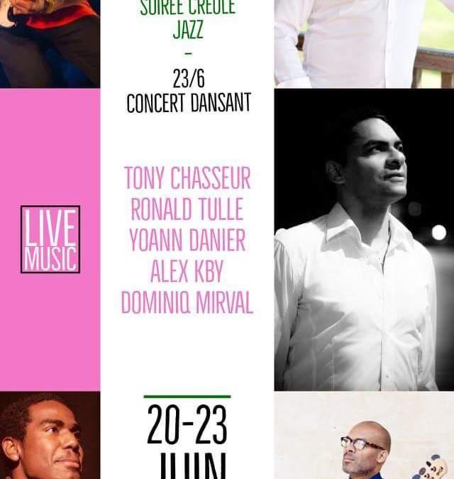 Concert – La Créole Jazz Club