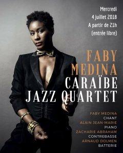 Jazz cafe montparnasse - Caraïbe Jazz Quartet