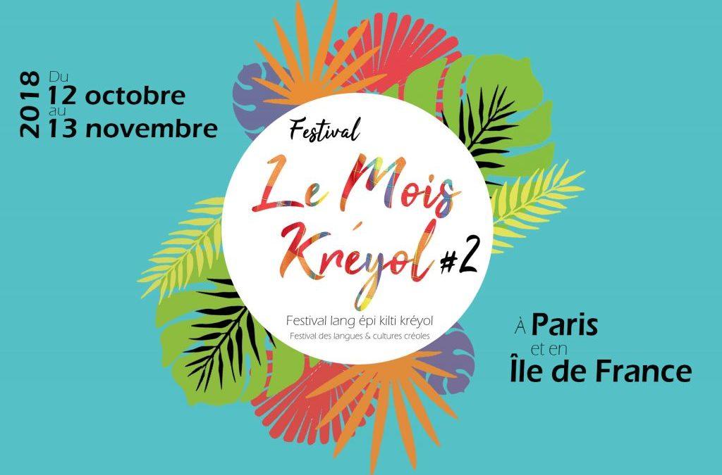 Festival – le mois Kréyol
