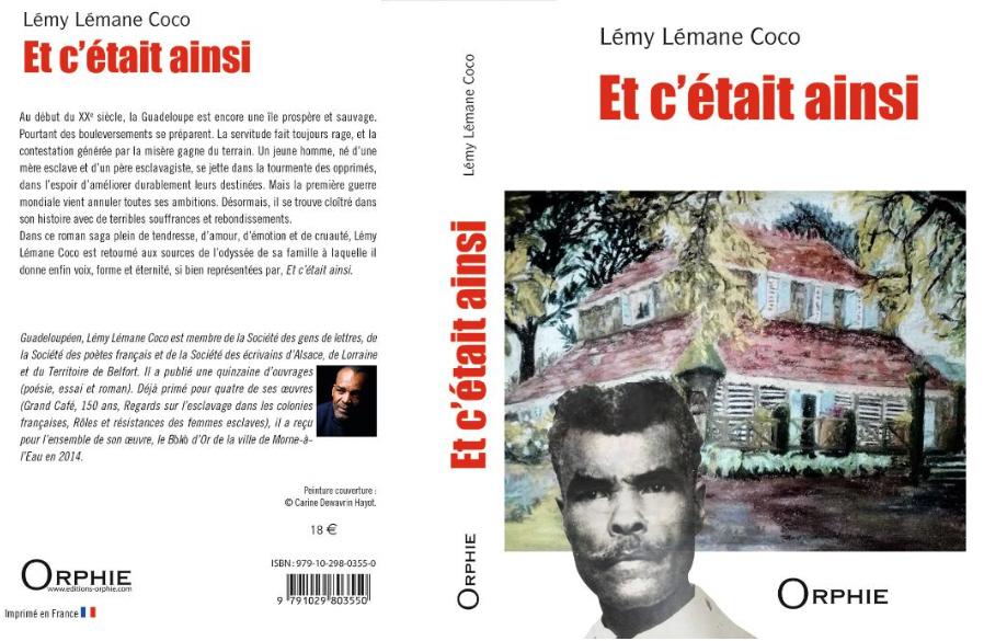 LITTERATURE – Et c'était ainsi – Lemy Lemane Coco