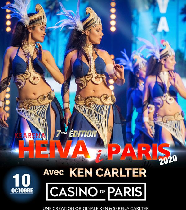Spectacle – Heiva i Paris