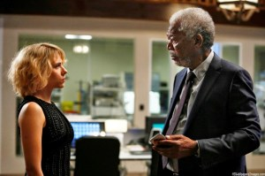 Nonsensfaktoren var så stor, at Morgan Freeman måtte tilkaldes.
