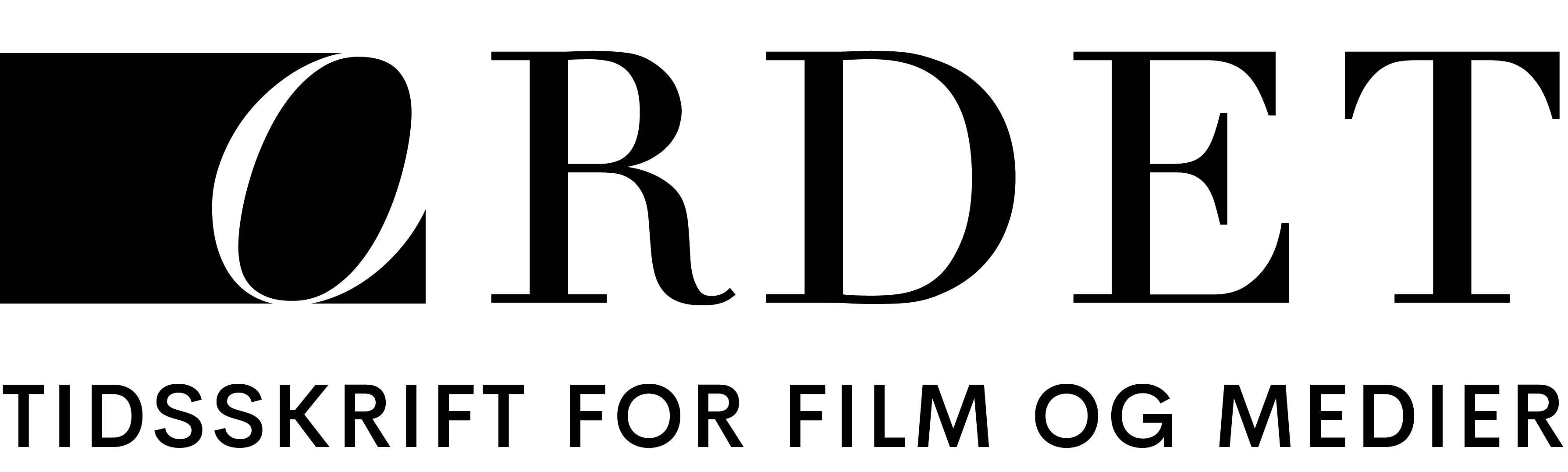 Ordet – Tidsskrift for Film og Medier