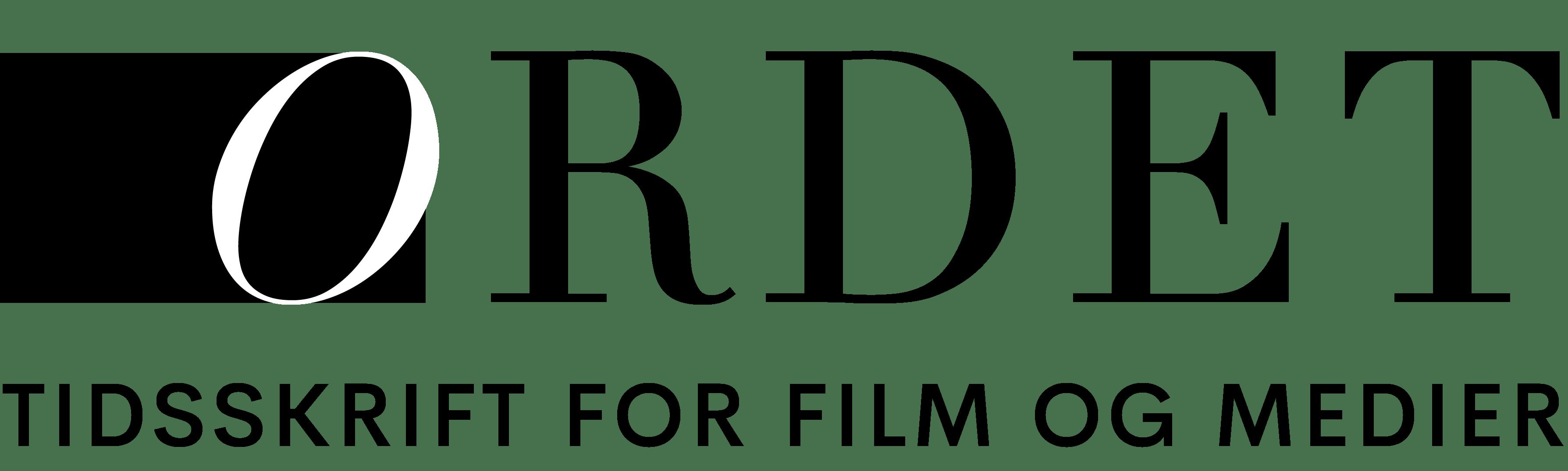 Ordet – Tidsskrift for Film og Medier
