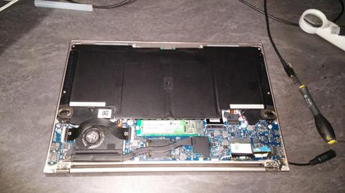 Réparation Asus Ordiclinik atelier informatique à Marseille