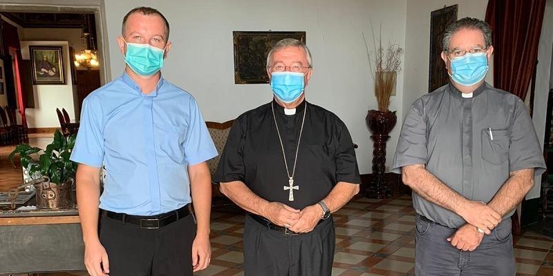 La comunidad greco-católica ucraniana de Mallorca tiene nuevo capellán