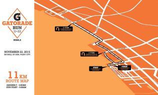 11KM-route