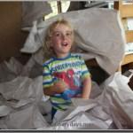 Unpacking mess