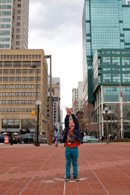 Seb in Baltimore