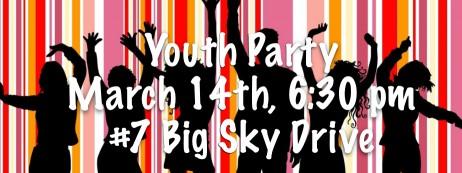 Youth Night 03-14-14