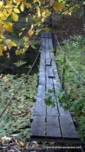 Careful! The Bridges You Cross