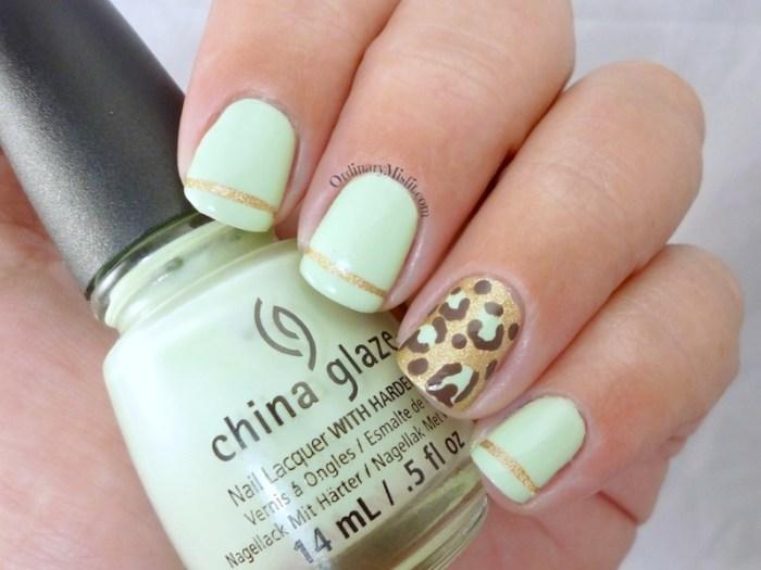 Minty Leopard