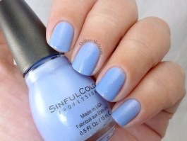 Sinful Colors - Violets are blue 2