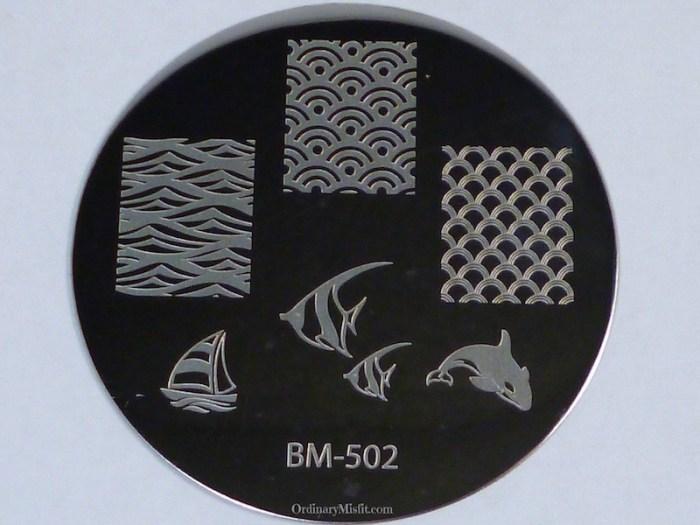 Bundle Monster Sunkissed BM502