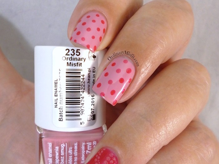 Ordinary Misfit and Michelle nail art 4