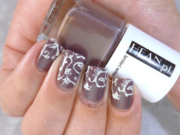 Hean Jungle pop #270 with nail art