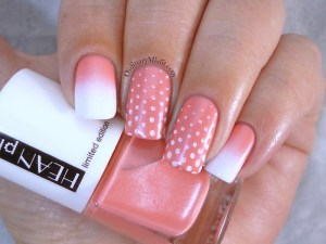 Hean Jungle Pop #271 with nail art 2