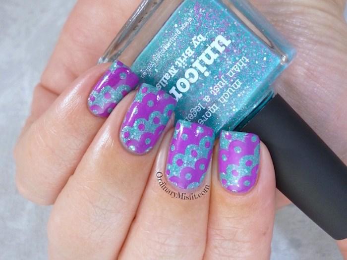 piCture pOlish - Unicorn with nail art