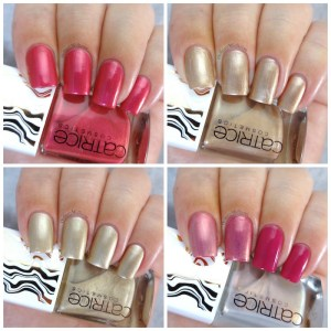 Catrice lumination collection collage