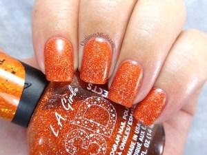 LA Girl - Electric coral