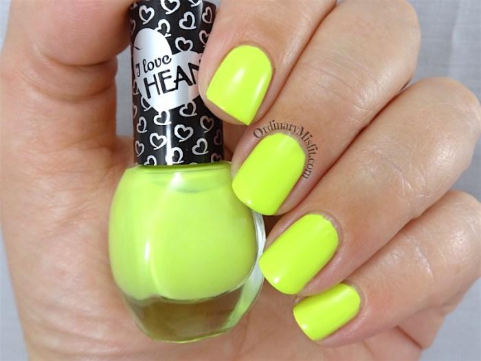Hean I love Hean neons #891