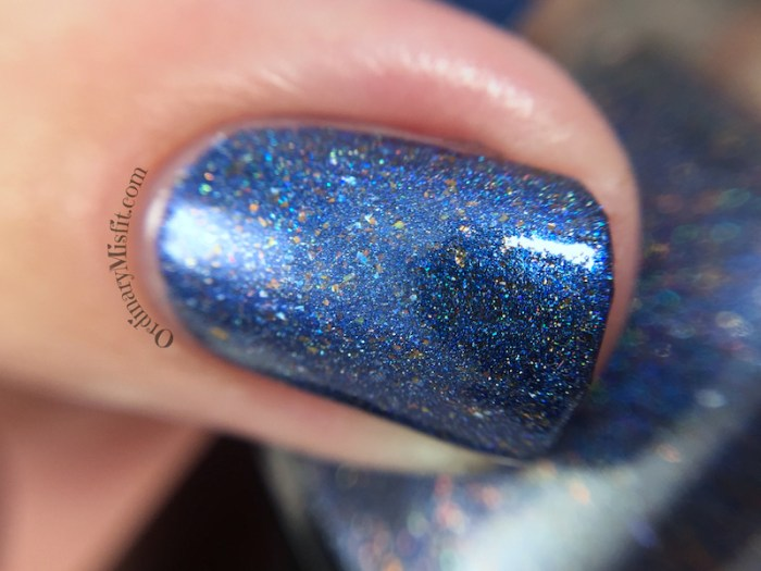 Dollish Polish - Oh, you're so cool Brewster! macro