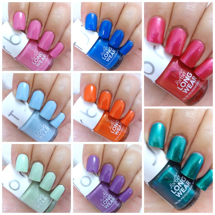 Sorbet Long Wear nail polish
