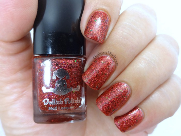 Dollish polish - Santa claus will punish you