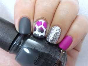 Friday Triad Inspired by badgirlnails