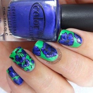 Yesterday in the blog I reviewed a bornprettystore stamping platehellip