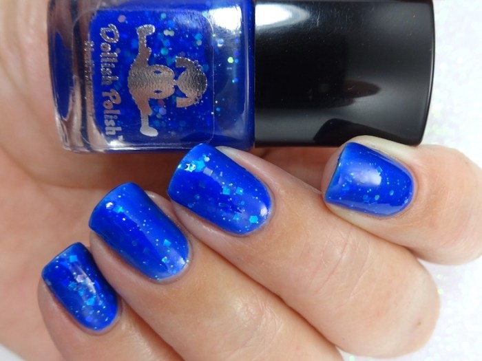 Dollish Polish - My blue heaven