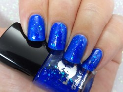 Dollish Polish - My blue heaven