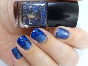 On the blog today is some blue on blue flowershellip