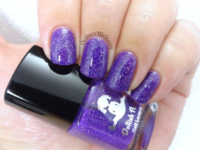 Dollish Polish - Call Kenny Loggins, Cause you're in the danger zone