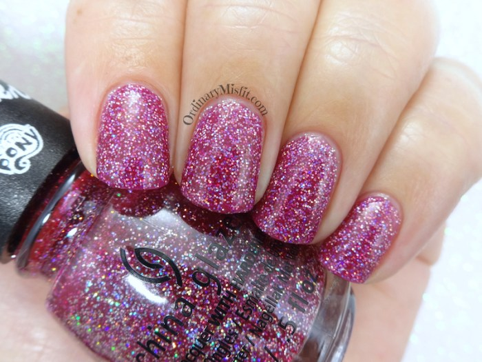 China Glaze - Too busy being awesome
